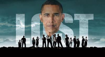 Obama meets Lost