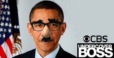 Obama on Undercover Boss