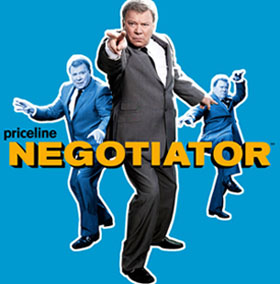 Priceline's William Shatner