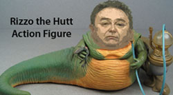 Rizzo the Hutt action figure